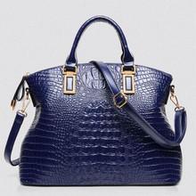 Famous Brand Women Handbags PU Leather Messenger Bags for Women Shoulder Crossbody Alligator Bolsos Sac a Main Femme De Marque