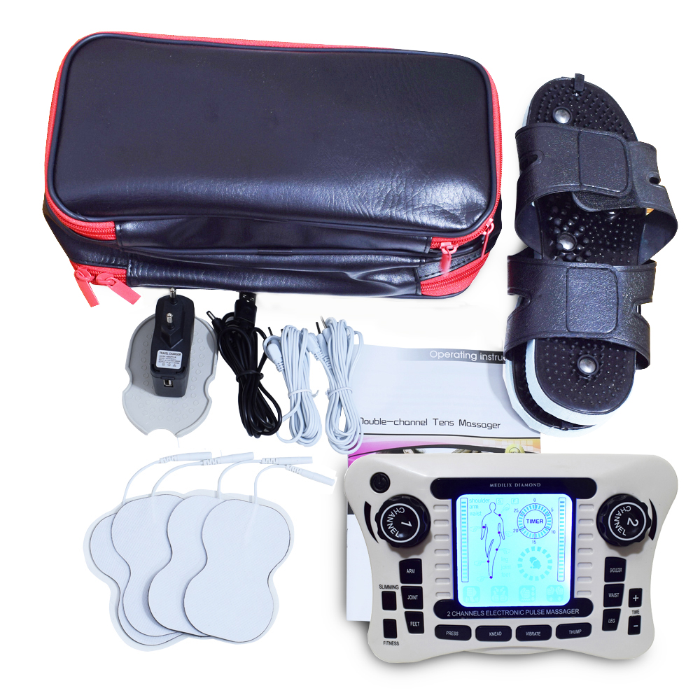 308B Electrical Electrical Stimulator.tens machine digital therapy.TENS machine digital therapy Massager.body Knee Pain Relief(China (Mainland))