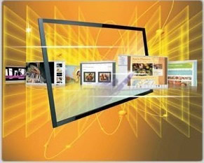 "Free Shipping! 40"" truly 20 points IR touchscreen, IR multi touch screen overlay with fast shipping, driver free(China (Mainland))"