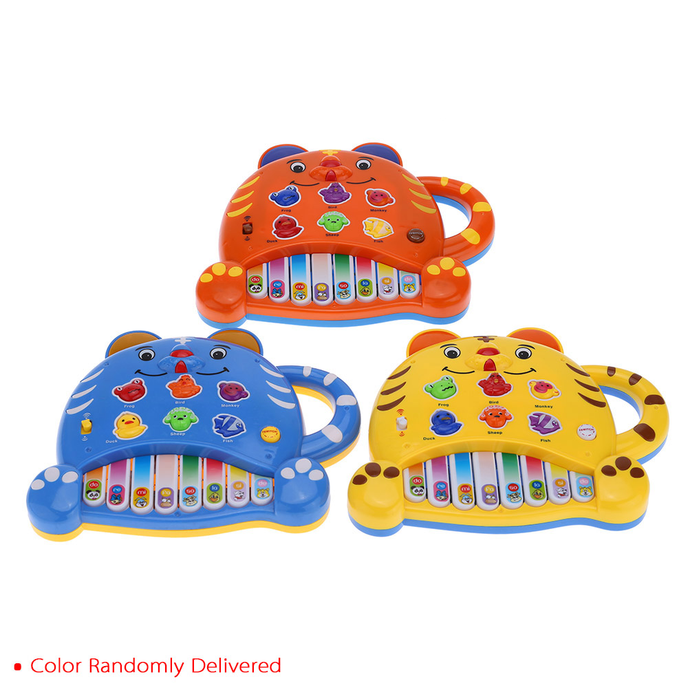 Music Toy Piano Toy For Children Kids Baby Early Learning & Educational Toy Brinquedos Color Random Delivery(China (Mainland))