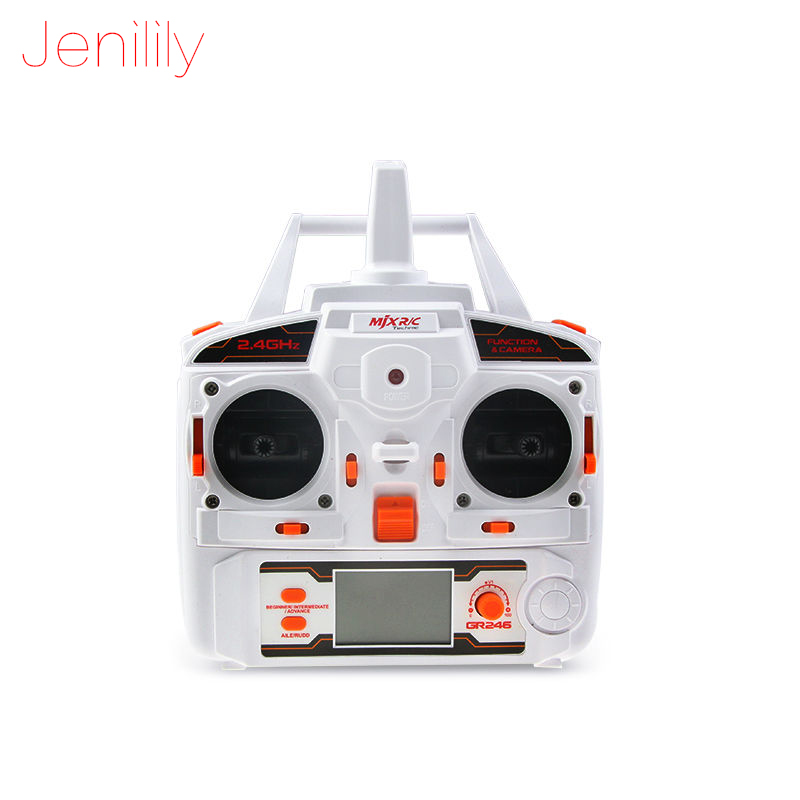 MJX X400 x500 x600 x101 2.4G 6 Axis Gyro RC quadcopter rc drone spare parts radio controller/ transmitters(China (Mainland))