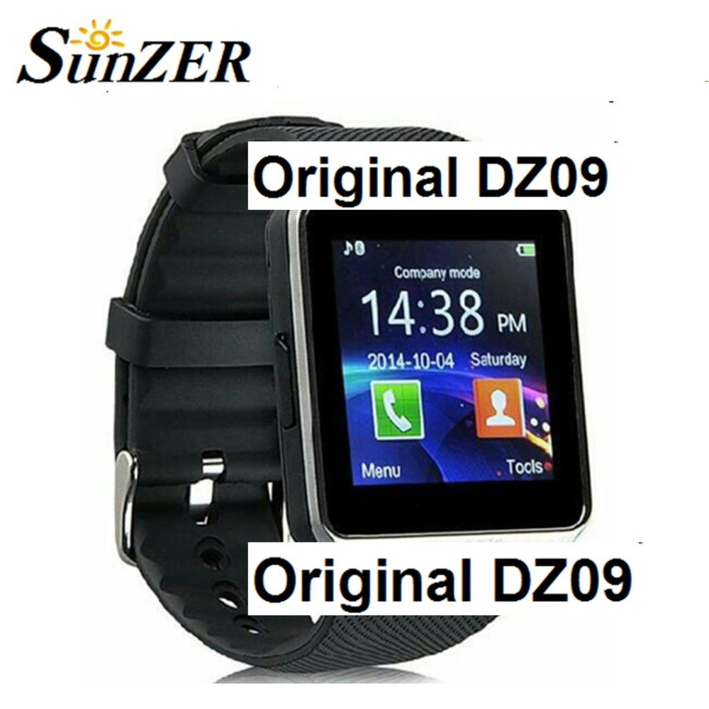 Hot Bluetooth Smart Watch DZ09 Sim Phone Watch Bluetooth Smartwatch Support TF Card GSM Call Bluetooth