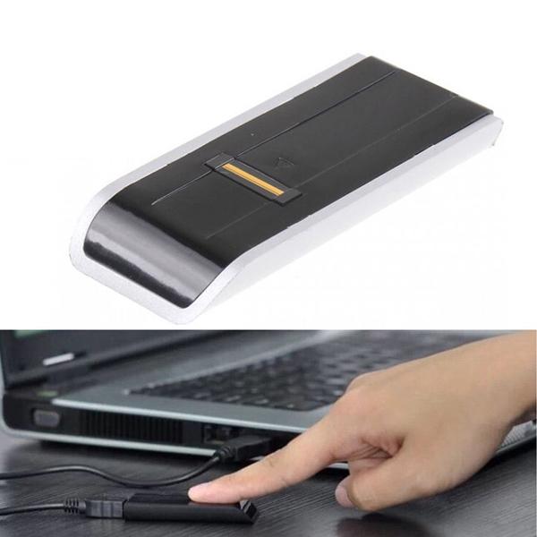 Mini USB Biometric Fingerprint reader fingerprint Lock for your computer,for Windows 2000 / XP / Vista / win7(China (Mainland))