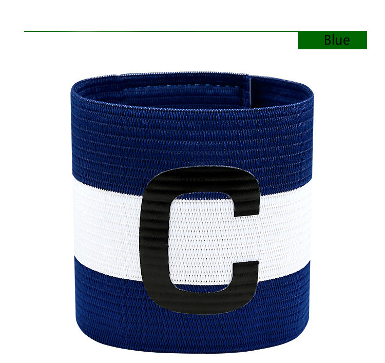 Fußball Skippers Armbinden  Football Captain Armband Multi Armband Nylon Rugby