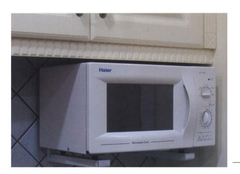 Microwave Mounting Brackets Ge Repair