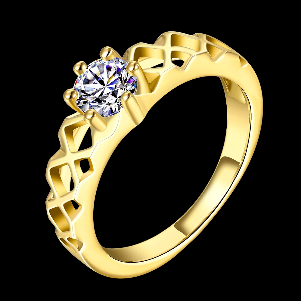 Izyaschnye wedding rings 18k gold wedding ring sale for Wedding rings for sale by owner
