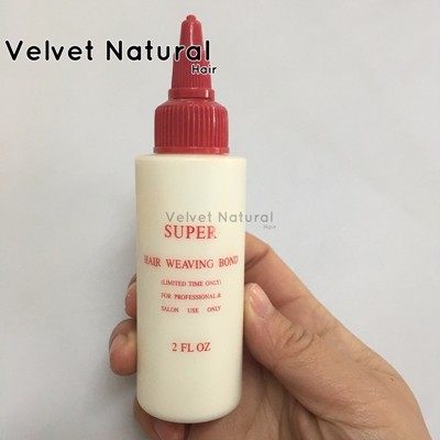 2fl oz(60ml) Free shipping Hair Bonding Glue For Hair Weaving For The Perfect Hold Hair Bonding Hair Adhesives Accessory