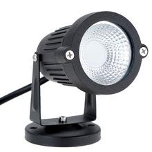 Außenbeleuchtung Rasen Lampen 8 Watt IP65 wasserdichte LED Garten Pond FLOOD SPOT Licht 85-265 V COB Lampen RGB warme/Weiß(China (Mainland))