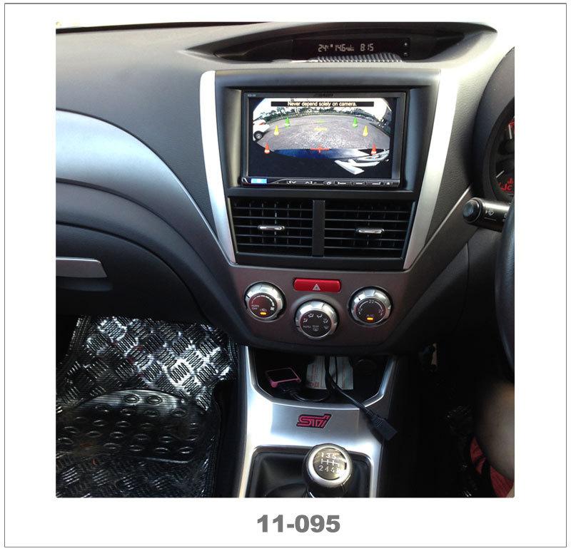 Car Stereo Removal - Subaru Radio Removal, Install ...