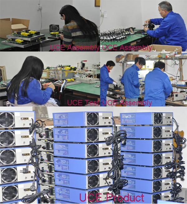 120KHZ 600W High Frequency ultrasonic Generator(China (Mainland))