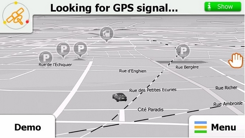 carte gps gratuite usa