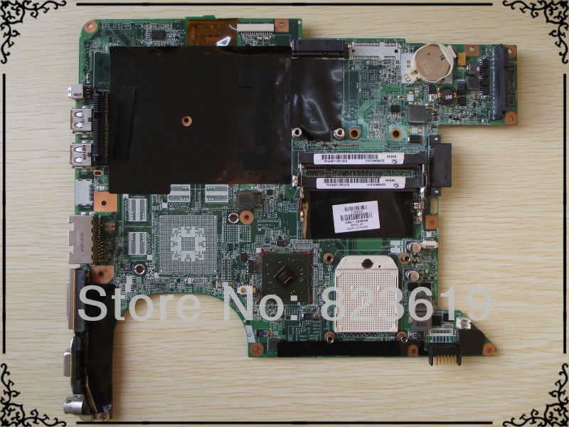 For HP DV9000 DV9500 AMD GM laptop motherboard 459567-001 450800-001,100% Tested and guaranteed in good working condition!!(China (Mainland))