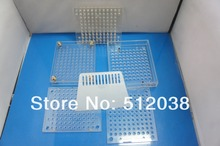 capsule filling machine,100 cavity manual capsule filler with tamping tool, can be customized for 00# 0# 1# 2# 3# 4# 5# size(China (Mainland))