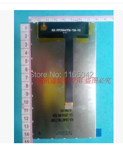 Здесь можно купить  New LCD Display  SmartPhone RX-FPC60HX-712B TFT Matrix LCD screen panel Replacement for china andoid phone HD9000  Телефоны и Телекоммуникации