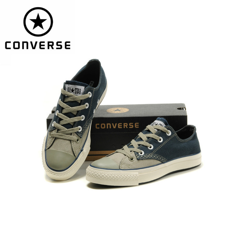 converse canvas trainers