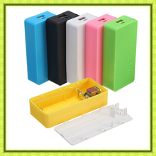 Good quality Hot perfume Mini 18650 Battery Power Bank DIY PowerBank Externa Mobile Power for Phone