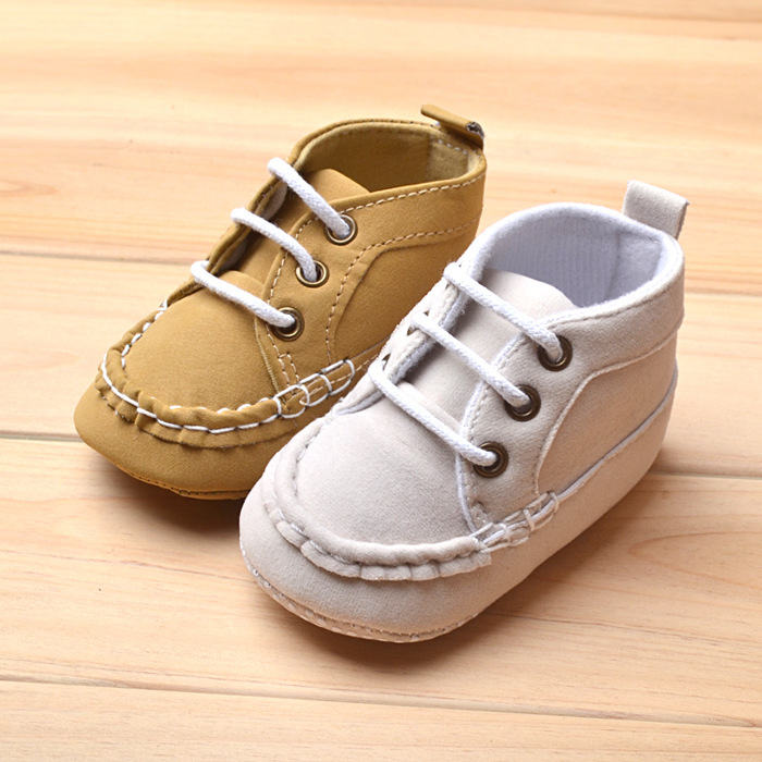 Brand new Baby shoes boy newborn soft sole spring shoes