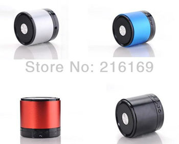Free shipping Mini Bluetooth loudspeakers Speaker for Iphone Ipad Samsung Cell phone Music player's amplifier Phone handsfree