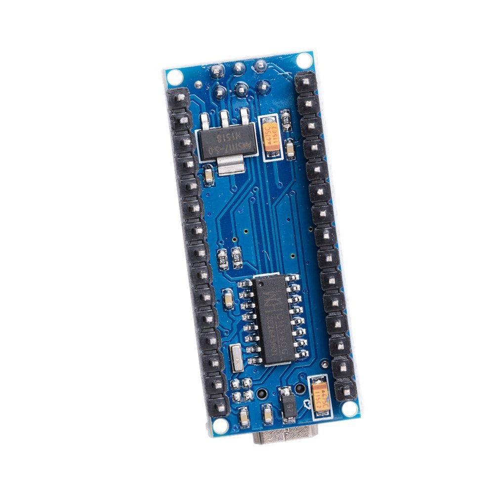 Nano controller compatible with ch usb driver
