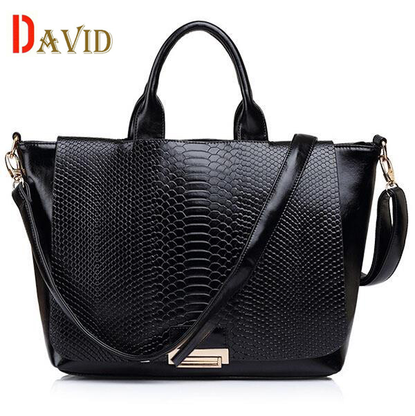 2015 brand trend Classic snakeskin grain female bag single shoulder bag oblique cross bag handbag women messenger bag V30G70<br><br>Aliexpress