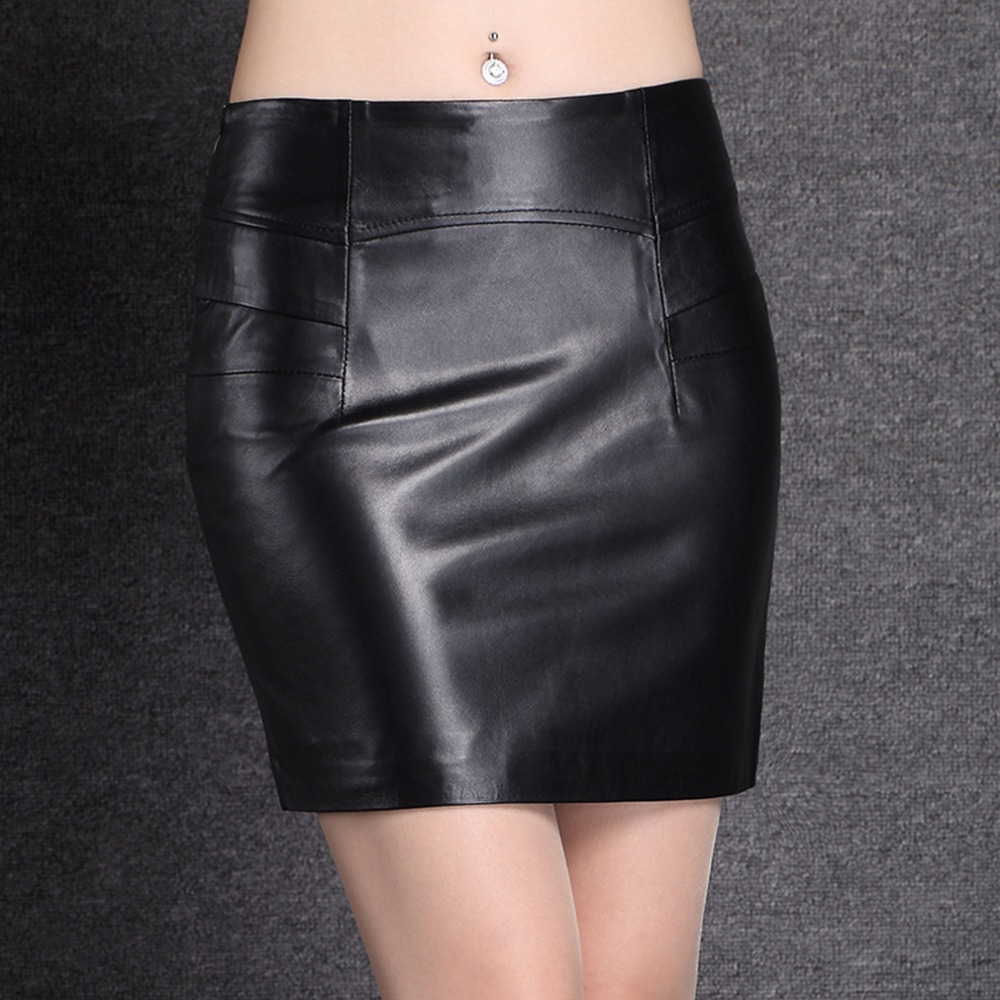 fur story 16311 2016 classical mini skirt genuine