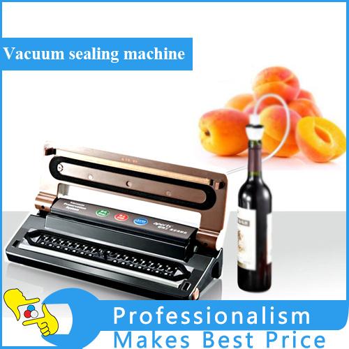VS2110 Vacuum Food Sealer ,Vacuum Packer,household food vacuum sealing machine(China (Mainland))