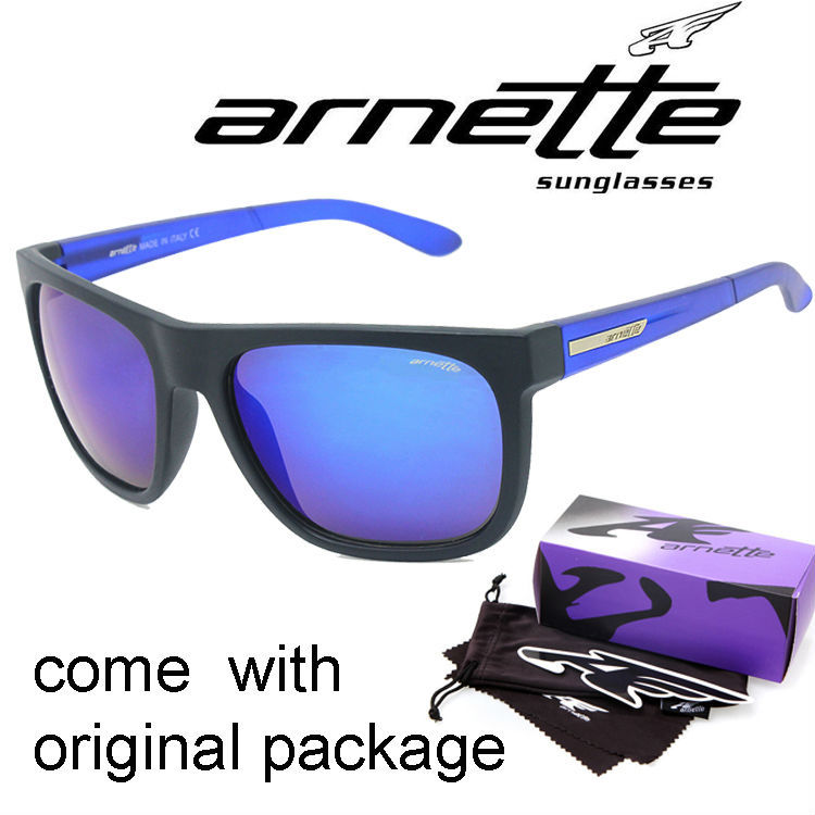 2015 New Arnette Fire Drill Sunglasses Men modern classic large square frame oversized Sun glasses sports cycling glasses AN4143(China (Mainland))