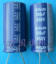 Buy Delivery.450 v electrolytic capacitor free university Florida 100 university Florida 100 for $5.20 in AliExpress store