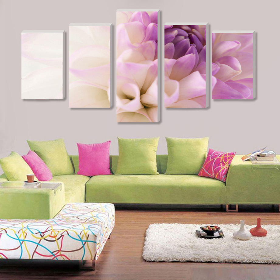 (no frame)sitting room module picture poster print canvas art orchid home cuadros decoration cuadros canvas oil painting cuadros(China (Mainland))