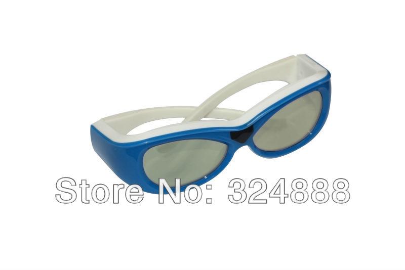 Chinese original brand GONBES 3D Active Glasses For philips/samsung/sony 3D HDTV 3D Active Shutter TV Glasses for kids&children(China (Mainland))