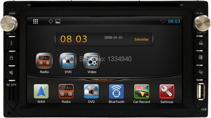 EZONETRONICS Android 4 4 Car DVD GPS Navigation 2DIN Car Stereo Radio Car GPS Bluetooth USB