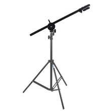 "Studio Pro Photo Holder Bracket Swivel Head Reflector Disc Arm Support Max 66""(China (Mainland))"