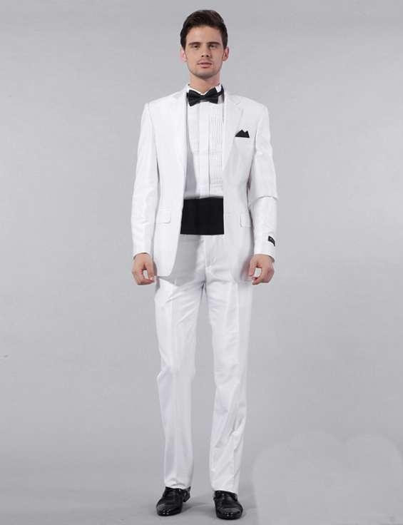 White suits for men - Lookup BeforeBuying