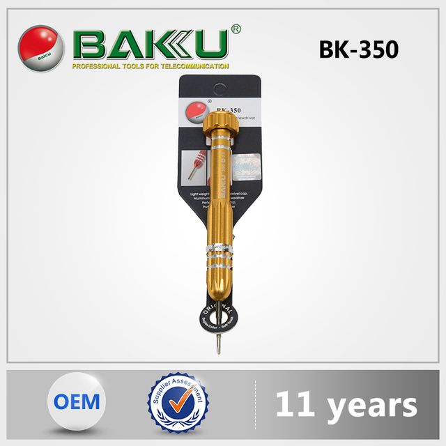 New products pentagon (5-star) 0.8MM Screwdriver BK-350 for new I phone 4 and I phone 5