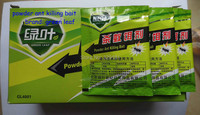 5bags /per lot  brand green leaves ant killing bait new arrival powder ultrasonic insect repeller free shipping