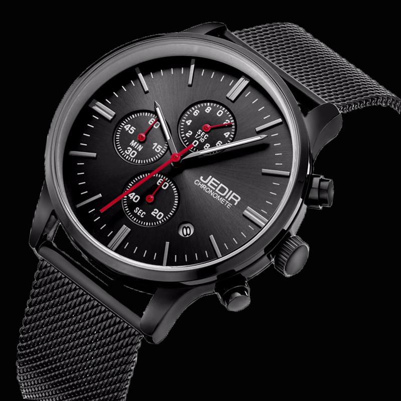 compare prices on slim thin watches men online shopping buy low original luxury brand quartz watches men stainless steel mesh strap men s ultra slim thin watches jedir