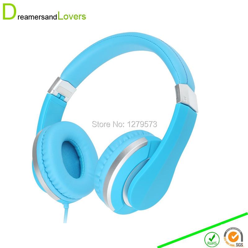 Dreamersandlover Lightweight Foldable Wired Girls font b Headphones b font font b Kids b font font