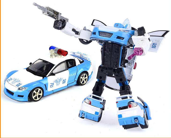 2015 metal deformation robot car 20 b series gundam toys childrenRD800413