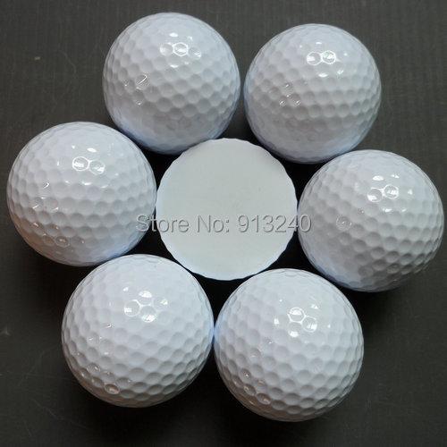 Cheap white practice golf balls(China (Mainland))