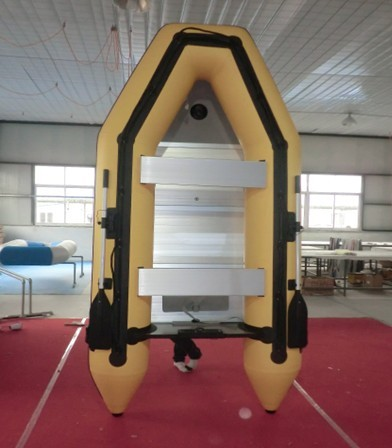 Anti-collision thickening laminated ship hard inflatable boat 2 fishing boat rubber boat sandtroopers ship(China (Mainland))