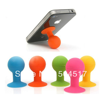 DHL Factory Price!!! Octopus Suck Strong suction Phone Stander Mobile Base Holder For iPhone 5 Galaxy S4 i9500 HTC Nokia