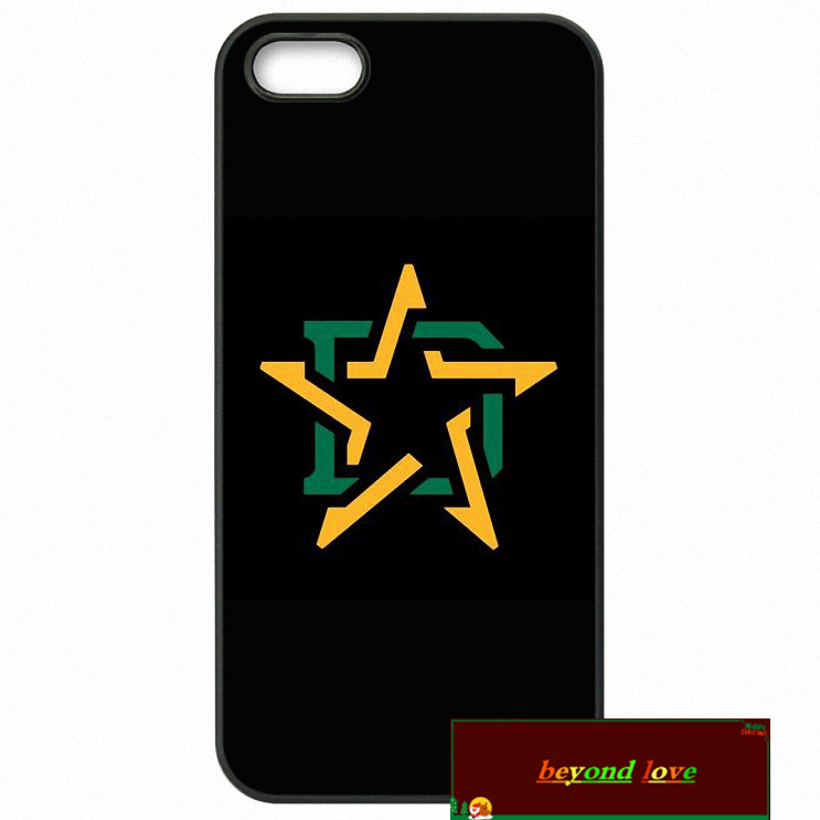 NHL Dallas Stars Hockey Lover Phone Cover case for iphone 4 4s 5 5s 5c 6 6s plus samsung galaxy S3 S4 mini S5 S6 Note 2 3 4z0961(China (Mainland))