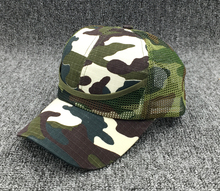 New Children'S Hats Camouflage Mesh Kids Cap Spring Summer Baseball Cap For Boy Girl Cap Baby Casual Caps Summer Style Bone(China (Mainland))