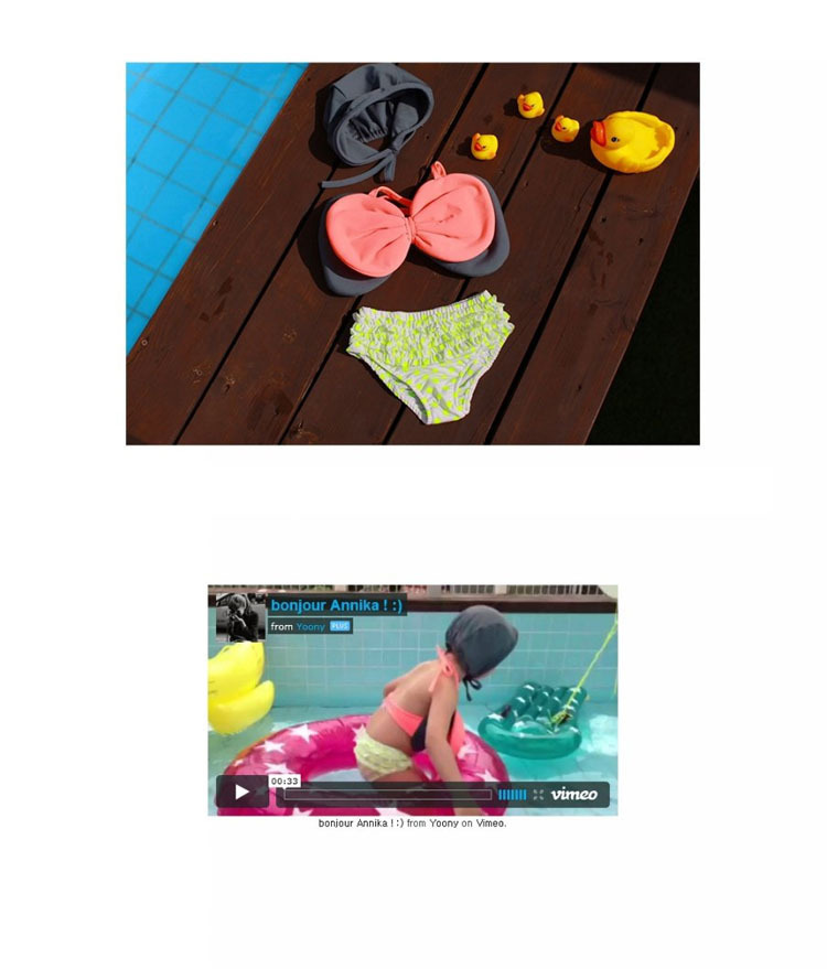 Kids Swimwear 2016 Biquini Infantil Big Bow Girls Bikini Kids Swimsuit Children Swimwear Two Piece Girls Bathing Suits Swim Wear