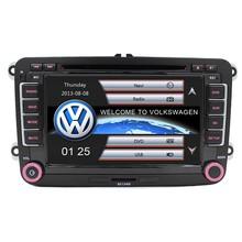 7 «емкостный сенсорный экран Автомобиля DVD GPS встроенный Can Bus Оригинальный VW ИНТЕРФЕЙС для VW Volkswagen POLO PASSAT B6 Golf 5 6 Skoda Octavia