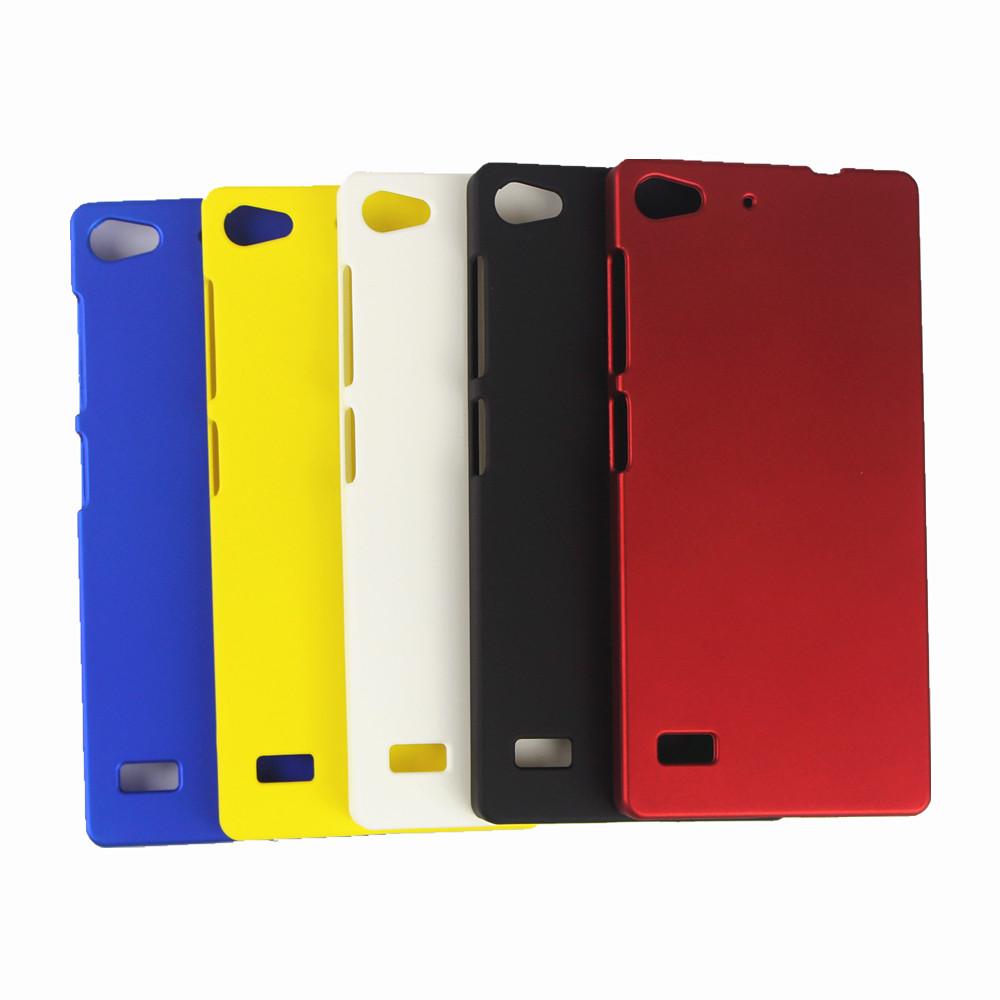 Plastic Rubber Matte Hard Case Lenovo K3 Note Lemon A7000 Back Cover Protector Skin Shell Mobile Phone Cases - Lapoocase store