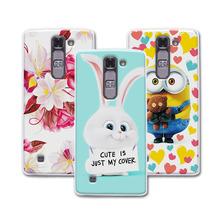 Buy Cute Cartoon Hard Plastic Case Coque LG Magna G4c H502F H525N H500F H522Y Colorful Mermaid Cover Funda LG G4Mini Capa for $1.64 in AliExpress store