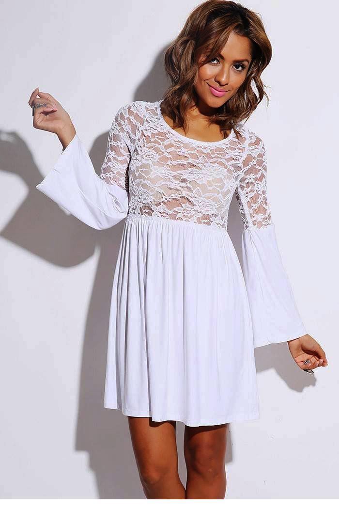 Платье С Белой Юбкой Доставка
