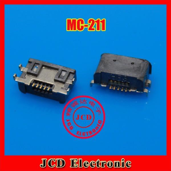 100pcs/lot Charging port Mini Micro USB Connector,Charger connector,port socket plug for Nokia N9 lumia 800 900 N800