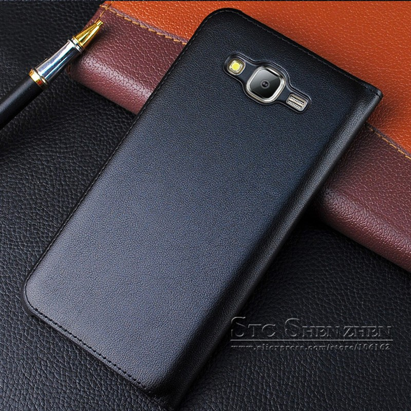 Luxury Leather Flip Case For Samsung Galaxy J7 J700h Smart  Cover phone coque (18)